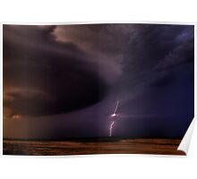 Oklahoma Supercell Poster