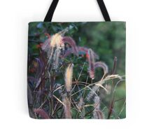 Fuzzy Tails Tote Bag