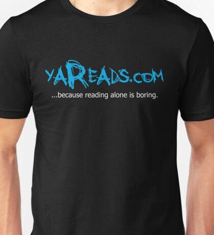 YA Reads in Blue  Unisex T-Shirt