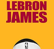 Lebron James by ches98