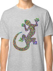 Psychedelic Lizard Gecko  Classic T-Shirt