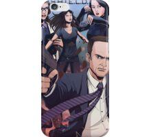 Agents of S.H.I.E.L.D iPhone Case/Skin