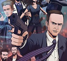 Agents of S.H.I.E.L.D by Lirhya