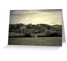 Trematon Castle Greeting Card