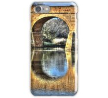 Richmond Bridge (1) iPhone Case/Skin