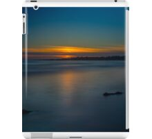 Mavillette Beach Sunset iPad Case/Skin