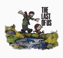 The Last of Us - Joel Ellie by actionyahoo88