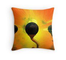 Creation Throw Pillow