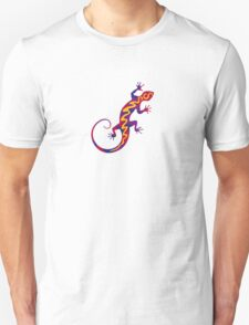 Lizard Gecko Aboriginal T-Shirt