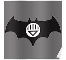 Dark Knight of the Black Lanterns Poster
