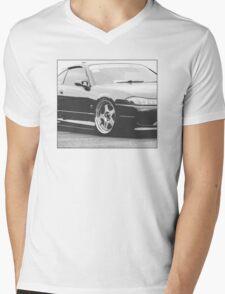 JDM S15 Mens V-Neck T-Shirt