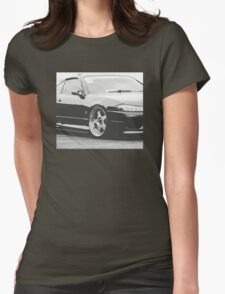 JDM S15 Womens Fitted T-Shirt