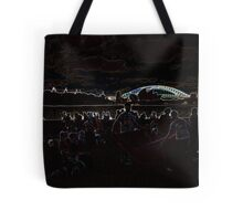 Abduction Afterglow Tote Bag