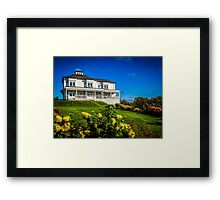 Churchill Mansion Inn Framed Print