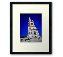 Sainte-Marie Church Framed Print