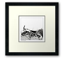 """""""Classic Culture by the Milimeter II"""" Framed Print"""