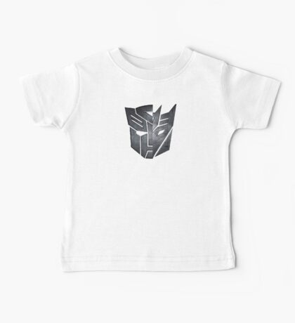 transformers Baby Tee
