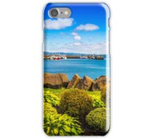 Digby Habour Seafront iPhone Case/Skin