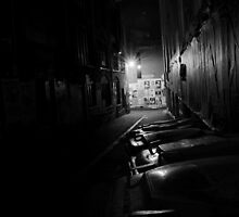 ACDC Lane by Richard Hill