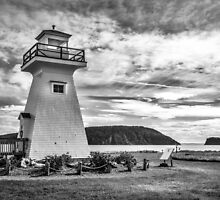Five Islands Lighthouse by mlphoto