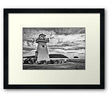 Five Islands Lighthouse Framed Print