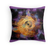 Central Casting Throw Pillow