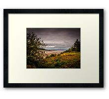 Joggins Beach Framed Print