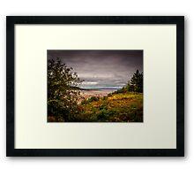 Joggins Beach Framed Print