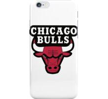 Chicago Bulls Logo iPhone Case/Skin