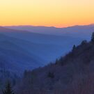 Smoky Mountains Dawn by Jane Best