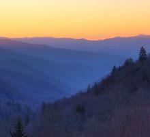 Smoky Mountains Dawn by Jane Best