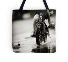 Wet Weather Madness... Tote Bag