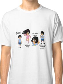All That Face Classic T-Shirt