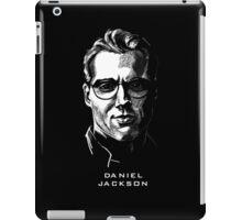 Daniel Jackson Stargate iPad Case/Skin