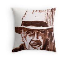 Sir Sean Connery Throw Pillow