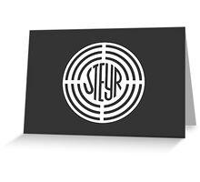 Steyr Greeting Card