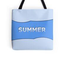 Summer Image Tote Bag