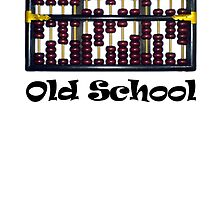 Old School like an abacus by tttrickyyy