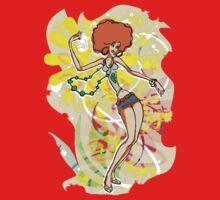 funk dancer by Alicia Design