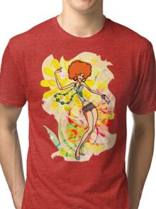 funk dancer Tri-blend T-Shirt