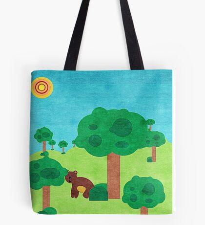 What a bear do!  Tote Bag