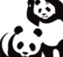 WWF Pandas Sticker