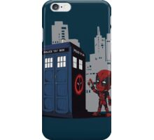 Defacing the Phonebox iPhone Case/Skin