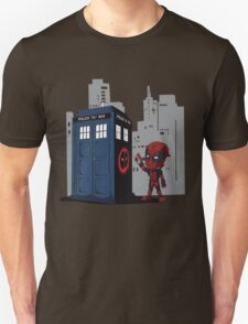 Defacing the Phonebox T-Shirt