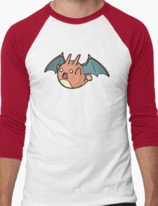 Super Smash Boos - Charizard Men's Baseball ¾ T-Shirt