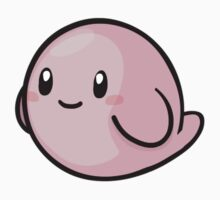 Super Smash Boos - Kirby by PeekingBoo