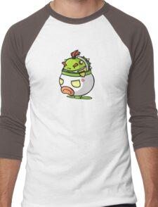 Super Smash Boos - Bowser Jr. Men's Baseball ¾ T-Shirt
