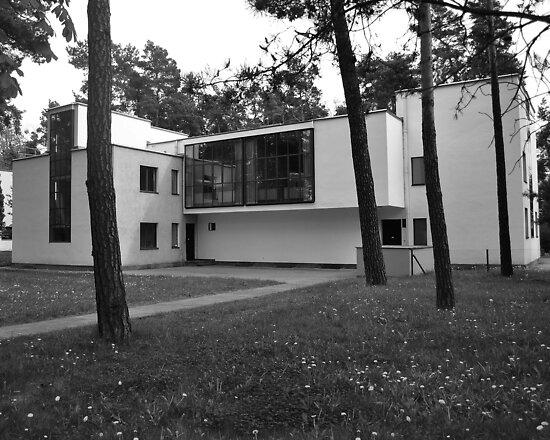 Bauhaus : Meisterhaus by metronomad