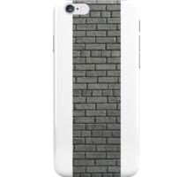 The Letter I - Brick wall iPhone Case/Skin