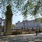 The Queen's London Residence by Braedene